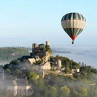 Montgolfière à Turenne